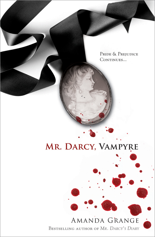 Mr Darcy, Vampyre Cover