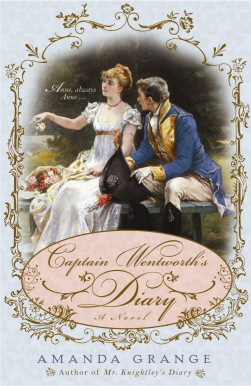 Captain Wentworth's Diary cover