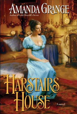 Harstairs House paperback Cover