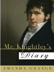 Mr Darcy's Diary Cover